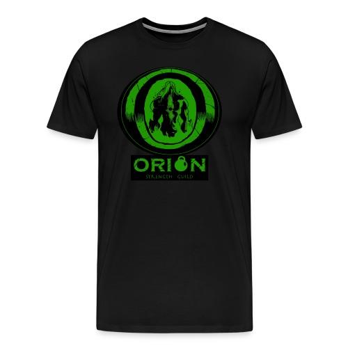 Orion Strength Guild - Mens T-shirt - Men's Premium T-Shirt