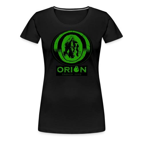 Orion Strength Guild - Womens T-shirt - Women's Premium T-Shirt