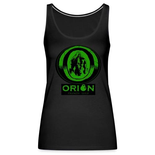 Orion Strength Guild - Womens Tank - Women's Premium Tank Top