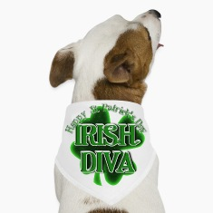 St Patrick's Day Shamrock - Irish Diva