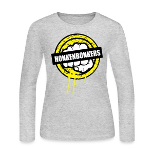 HB Long Sleeve - Womens - Women's Long Sleeve Jersey T-Shirt
