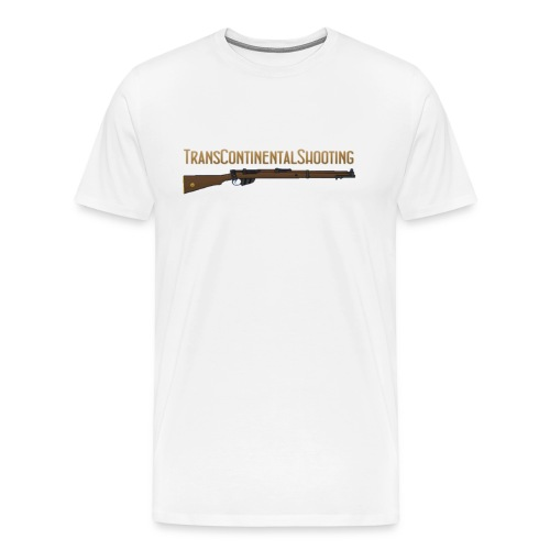 Transcontinental Logo 1 - Men's Premium T-Shirt