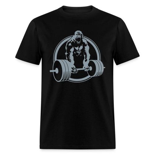 Gorilla Beard Clique Tee! - Men's T-Shirt