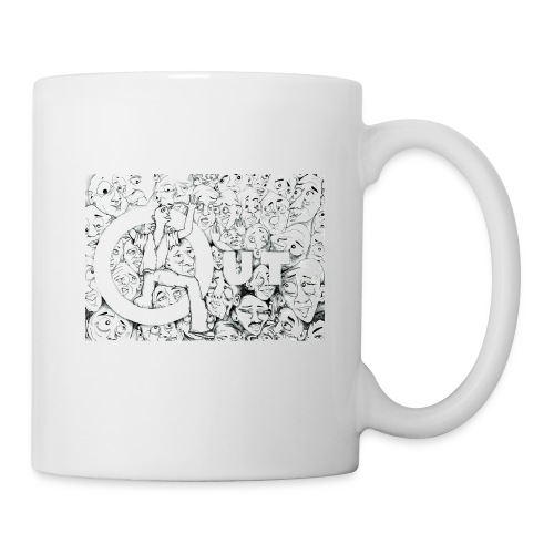Out boy - Coffee/Tea Mug
