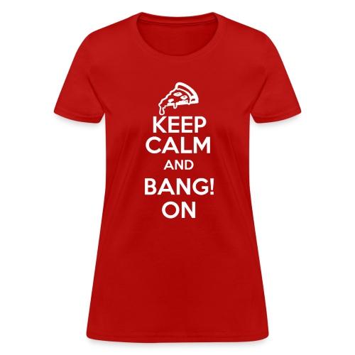 Womans KCBO Tee - Women's T-Shirt