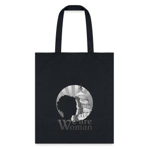 We Are Woman Logo Tote - Tote Bag