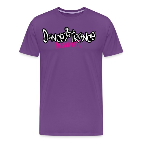 Dance Trance - Men's Premium T-Shirt