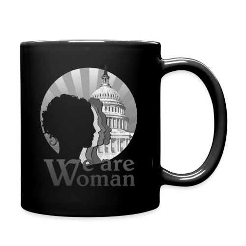 We Are Woman Logo Mug  - Full Color Mug