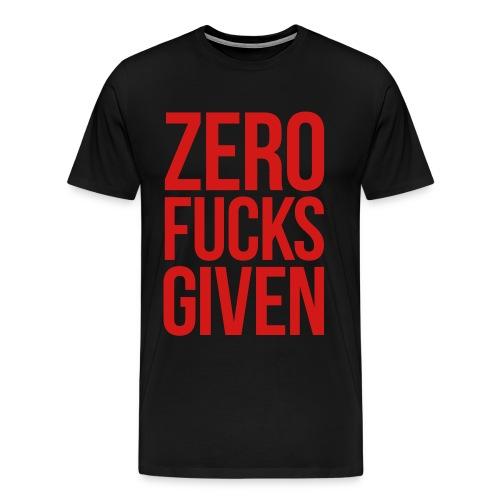 Give T-shirt - Men's Premium T-Shirt