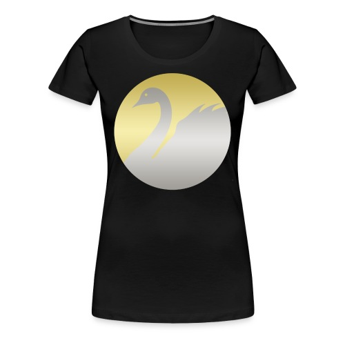 Pacifists United Shirt (Gold and Platinum) - Women's Premium T-Shirt