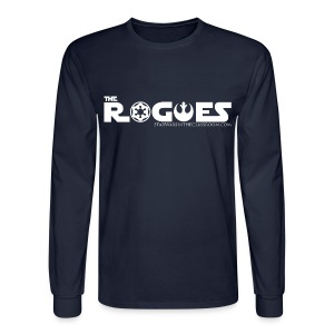 The Rogues (with back image) - Men's Long Sleeve T-Shirt