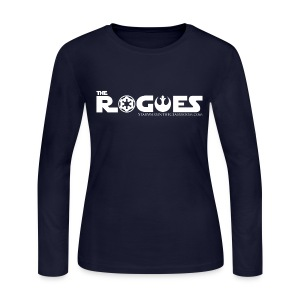The Rogues - Women's Long Sleeve Jersey T-Shirt