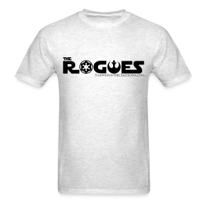 The Rogues (with back image) - Men's T-Shirt