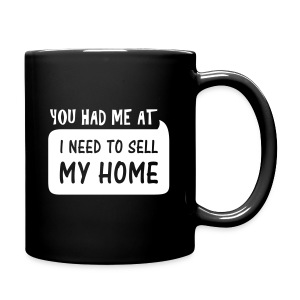 You had me at Left Blk Mug - Full Color Mug