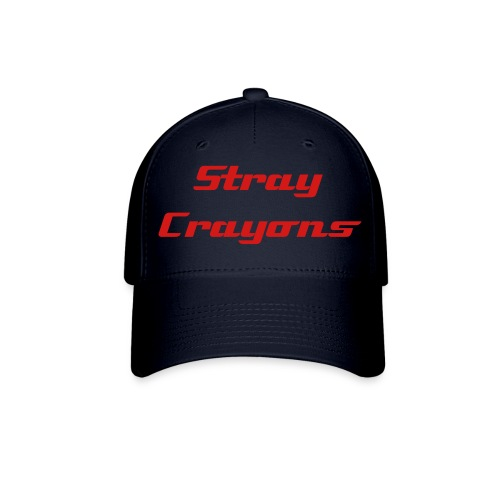 SC Navy Fitted Hat - Baseball Cap