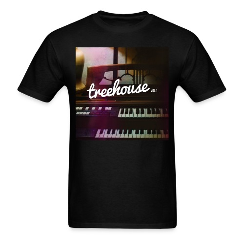 Treehouse Vol. 1 Cover Art Tee - Men's T-Shirt