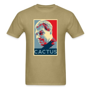 Cactus Change - Men's T-Shirt