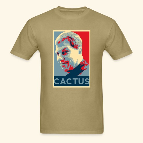 Cactus Change (standard) - Men's T-Shirt
