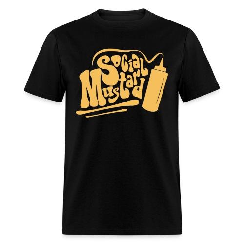 Social Mustard - Men's T-Shirt