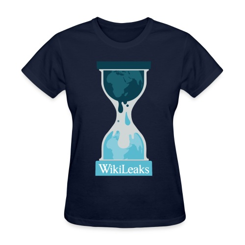 WikiLeaks Protest T-Shirt - Women's T-Shirt