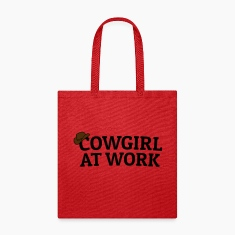 Cowgirls at work Bags & backpacks
