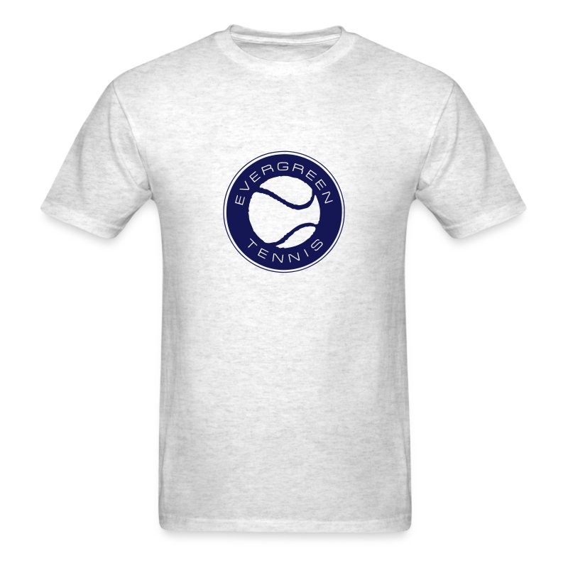 tennis circle - Men's T-Shirt