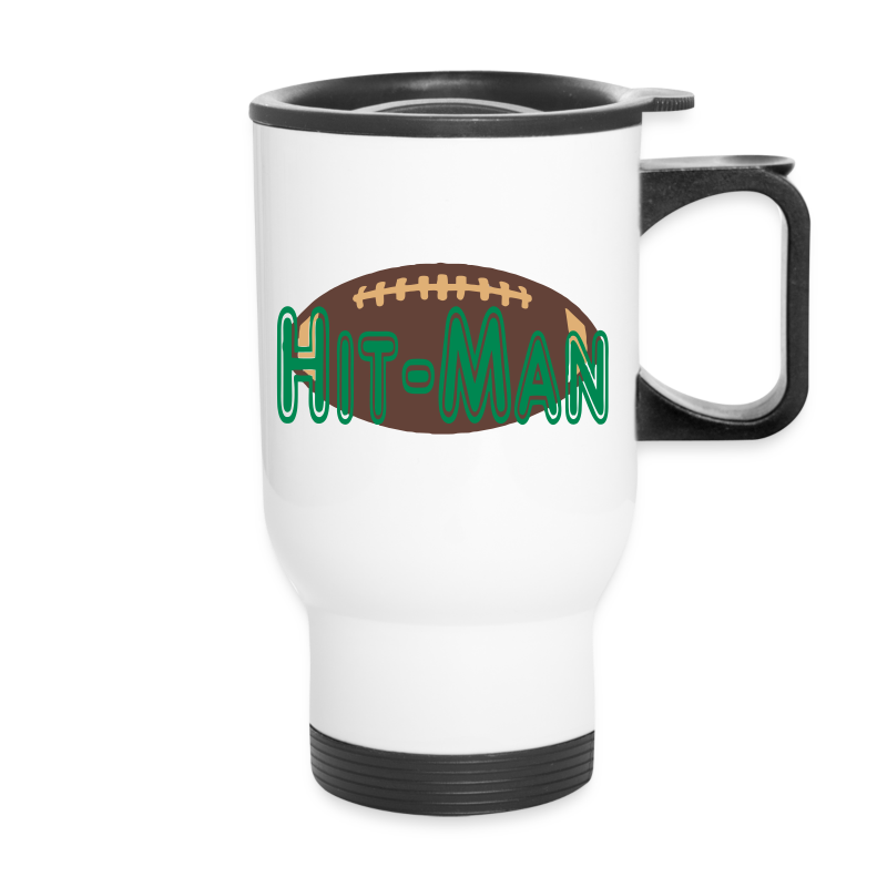 Hitman Football Design Travel Mug Heaven Scent Family