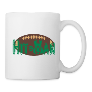 Hitman football design - Coffee/Tea Mug