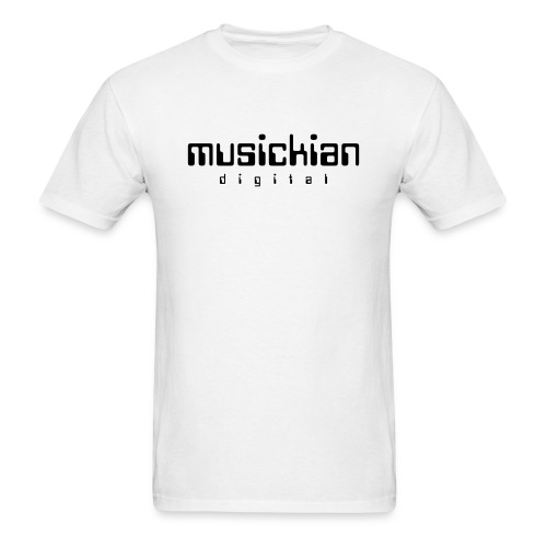 Musickian Digital Tee - Men's T-Shirt