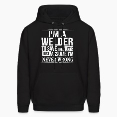 welder Hoodies