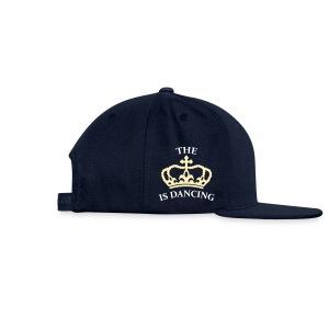 The Queen Is Dancing Hat - Snap-back Baseball Cap