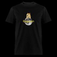 T-Shirts ~ Men's T-Shirt ~ Doge on the Moon