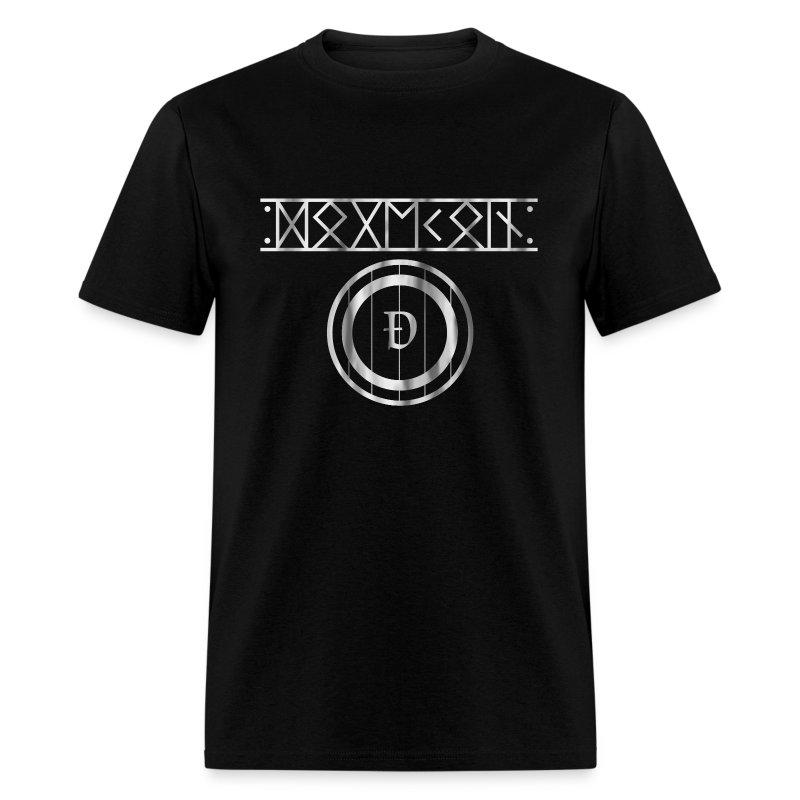 Dogecoin Runic - Men's T-Shirt
