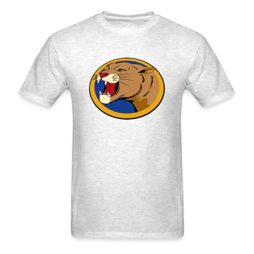Mascot Color - Men's T-Shirt
