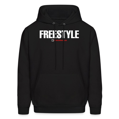 Freestyle Remix 2-Color Hoodie - Men's Hoodie
