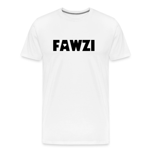 Fawzi Shirt Mens - Men's Premium T-Shirt