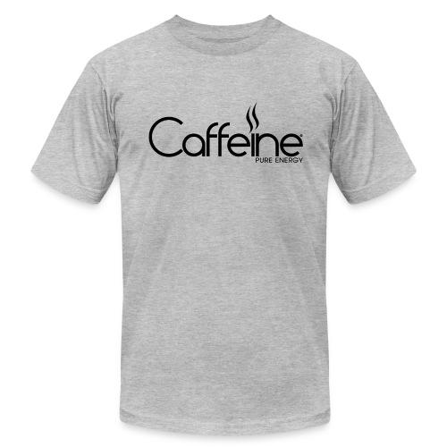 Caffeine Black - Men's  Jersey T-Shirt