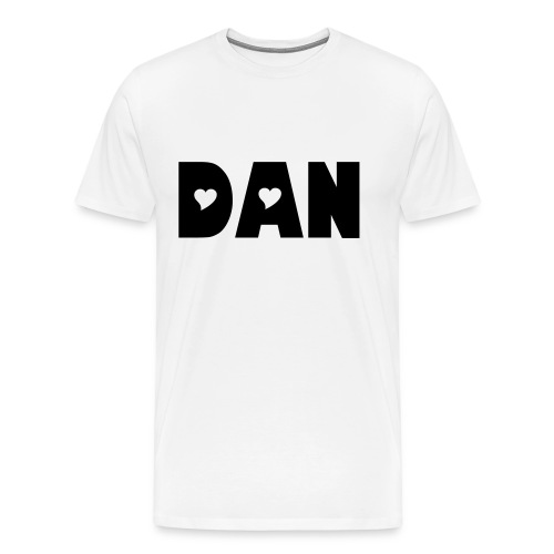 Dan Mens Shirt - Men's Premium T-Shirt