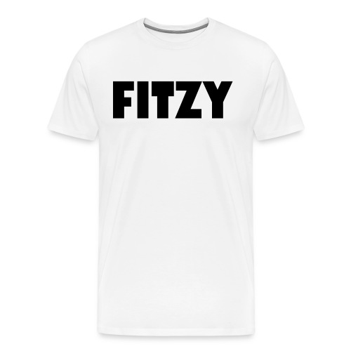 Fitzy Mens Shirt - Men's Premium T-Shirt