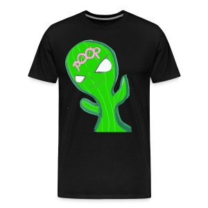 p00p cactus  - Men's Premium T-Shirt