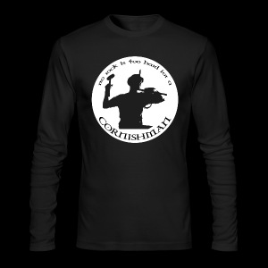 No Rock Too Hard  - Men's Long Sleeve T-Shirt by Next Level