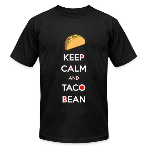 Taco Bean Men's T-Shirt - Men's  Jersey T-Shirt