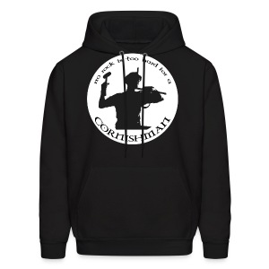 No Rock Too Hard  - Men's Hoodie