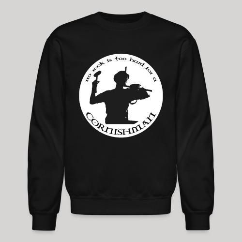No Rock Too Hard - Crewneck Sweatshirt