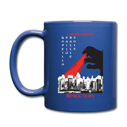 Godzilla Kaiju Battle 2015 - Cup! - Full Color Mug