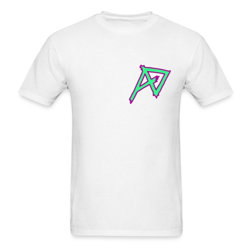 Men's White Alternative Demand Shirt - Men's T-Shirt