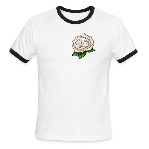 I Gardenia RQ T-shirt Green - Men's Ringer T-Shirt