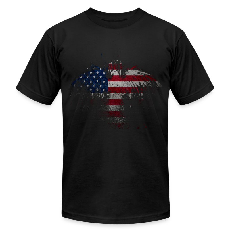 American Eagle Flag T Shirt Spreadshirt