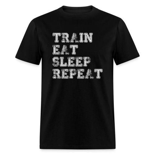 Repeat tee - Men's T-Shirt