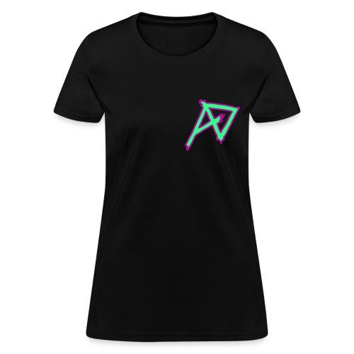 Women's Black Alternative Demand T-Shirt - Women's T-Shirt